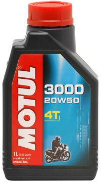 MOTUL 3000 4T 20W50